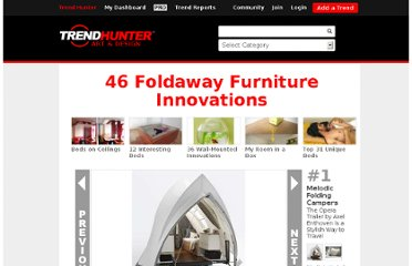http://www.trendhunter.com/slideshow/foldaway-furniture