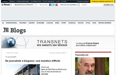 http://pisani.blog.lemonde.fr/2006/08/10/2006_08_de_journaliste_/
