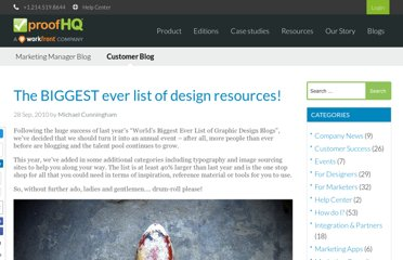 http://www.proofhq.com/html/blog/the-biggest-ever-list-of-design-resources-00415/