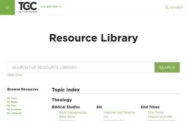 http://thegospelcoalition.org/resources/topic-index/a