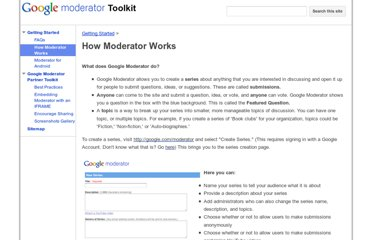https://sites.google.com/site/moderatorhelpcenter/getting-started/guide