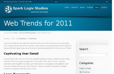 http://www.sparklogix.com/web-trends-for-2011/
