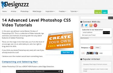 http://www.designzzz.com/advanced-photoshop-cs5-video-tutorials/