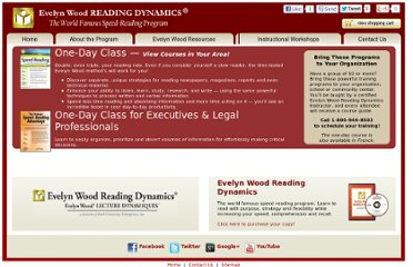 http://www.ewrd.com/ewrd/EvelynWood_InstructionalWorkshops.asp