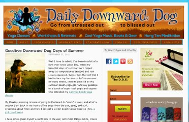http://dailydownwarddog.com/goodbye-dog-days-of-summer/