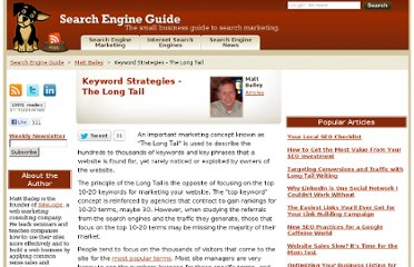 http://www.searchengineguide.com/matt-bailey/keyword-strategies-the-long-tail.php