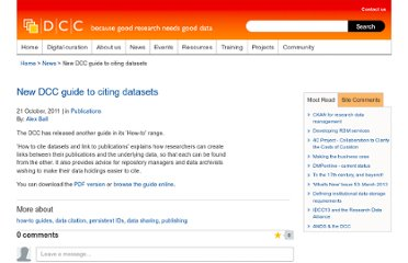 http://www.dcc.ac.uk/news/new-dcc-guide-citing-datasets