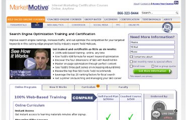 http://www.marketmotive.com/internet-marketing-training-and-certification-signup?topic=SEO