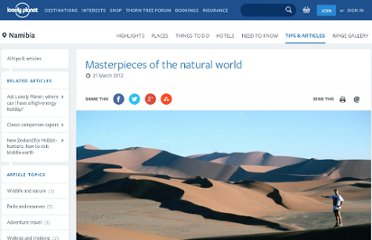 http://www.lonelyplanet.com/namibia/travel-tips-and-articles/76006?affil=lpemail
