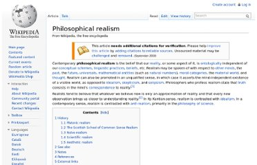 http://en.wikipedia.org/wiki/Philosophical_realism