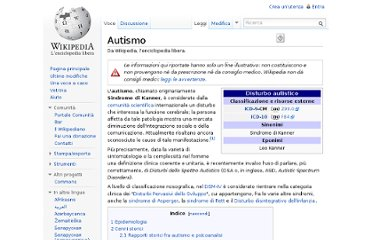 http://it.wikipedia.org/wiki/Autismo