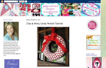 http://www.gwynnwassondesigns.com/2010/12/tips-hints-candy-wreath-tutorial.html