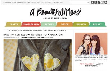 http://abeautifulmess.typepad.com/my_weblog/2011/10/how-to-add-elbow-patches-to-any-sweater.html