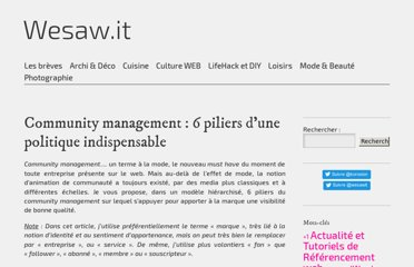 http://www.wesaw.it/2011/11/community-management-6-pilliers-dune-politique-indispensable/