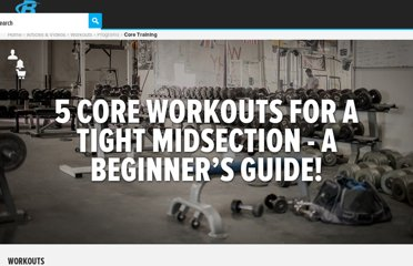 http://www.bodybuilding.com/fun/beginner-core-training-guide.htm