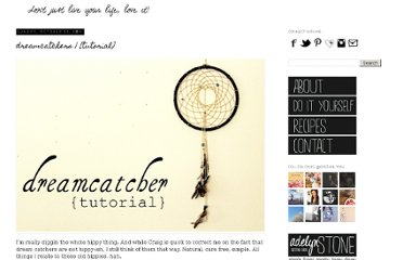 http://www.kristanlynn.com/2011/10/dreamcatchers-tutorial.html
