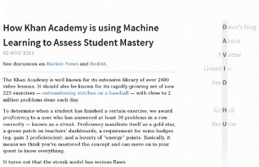 http://david-hu.com/2011/11/02/how-khan-academy-is-using-machine-learning-to-assess-student-mastery.html?mid=51