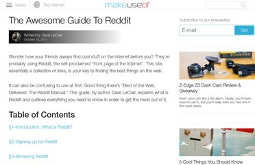 http://www.makeuseof.com/pages/download-best-of-the-web-delivered-the-reddit-manual