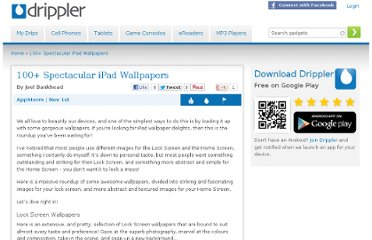 http://drippler.com/updates/share/100-spectacular-ipad-wallpapers