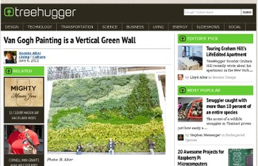 http://www.treehugger.com/culture/van-gogh-painting-is-a-vertical-green-wall.html