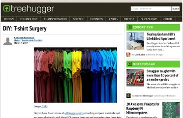 http://www.treehugger.com/sustainable-fashion/diy-t-shirt-surgery.html