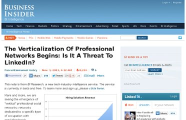 http://www.businessinsider.com/the-verticalization-of-professional-networks-begins-is-it-a-threat-to-linkedin-2011-11