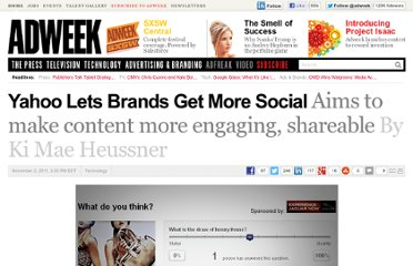 http://www.adweek.com/news/advertising-branding/yahoo-lets-brands-get-more-social-136270
