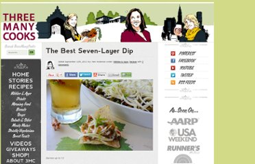 http://threemanycooks.com/recipes/nibbles-and-apps/the-best-seven-layer-dip/