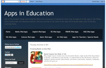 http://appsineducation.blogspot.com/2011/11/creating-books-on-ipad.html