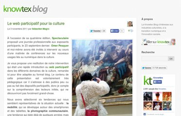 http://www.knowtex.com/blog/le-web-participatif-pour-la-culture/