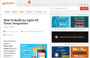http://uxdesign.smashingmagazine.com/2011/11/03/how-build-agile-ux-team-integration/