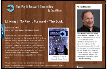 http://www.thepayitforwardchronicles.com/linking-in-to-pay-it-forward-the-book/