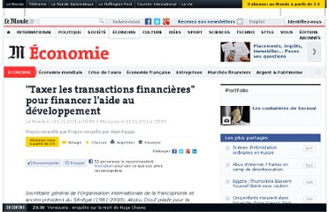 http://www.lemonde.fr/economie/article/2011/11/03/taxer-les-transactions-financieres-pour-financer-l-aide-au-developpement_1598634_3234.html#xtor=RSS-3208
