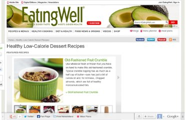 http://www.eatingwell.com/recipes_menus/collections/healthy_low_calorie_dessert_recipes