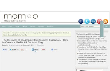 http://www.momeomagazine.com/the-business-of-blogging-blog-business-essentials-how-to-create-a-media-kit-for-your-blog/