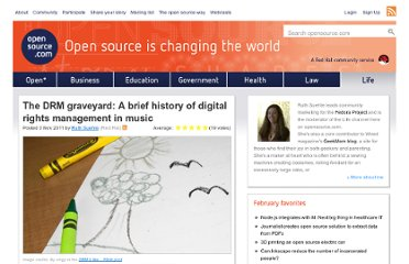 http://opensource.com/life/11/11/drm-graveyard-brief-history-digital-rights-management-music
