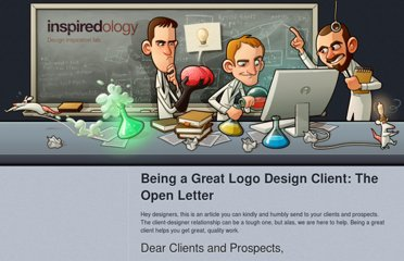 http://inspiredology.com/being-a-great-logo-design-client-the-open-letter/