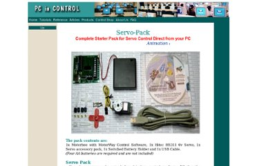 http://www.pc-control.co.uk/servo_pack.htm