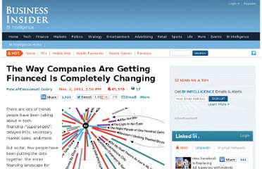http://www.businessinsider.com/the-way-companies-are-getting-financed-is-completely-changing-2011-11#frankguillen