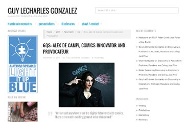 http://loudpoet.com/2011/11/04/6qs-alex-de-campi-comics-innovator-and-provocateur/