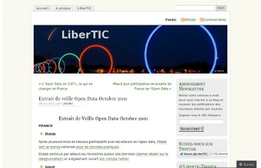 http://libertic.wordpress.com/2011/11/04/extrait-de-veille-open-data-octobre-2011/