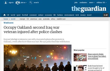 http://www.guardian.co.uk/world/2011/nov/04/occupy-oakland-second-veteran-injured