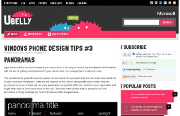 http://www.ubelly.com/2011/08/windows-phone-design-tips-3/