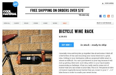 http://shop.coolmaterial.com/products/bicycle-wine-rack
