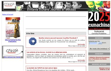 http://www.cemea.asso.fr/multimedia/enfants-medias/index.php