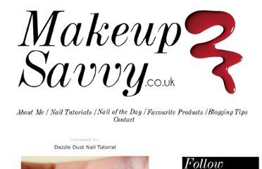 http://www.makeupsavvy.co.uk/2010/11/dazzle-dust-nail-tutorial.html