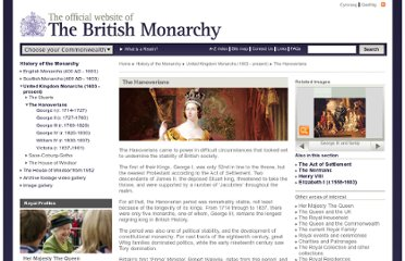 http://www.royal.gov.uk/HistoryoftheMonarchy/KingsandQueensoftheUnitedKingdom/TheHanoverians/TheHanoverians.aspx