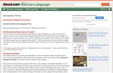 http://german.about.com/library/bltrivia_windsor.htm