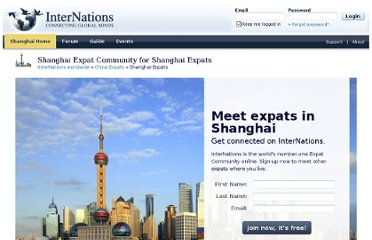 http://www.internations.org/shanghai-expats
