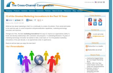http://blog.neolane.com/conversational-marketing/10-marketing-innovations/